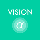 Linked with VISION α